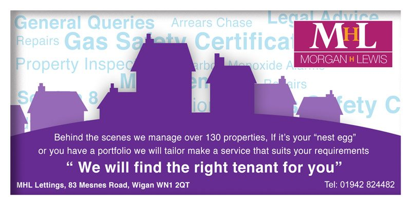 houses for rent wigan